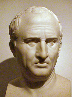 Is this Cicero ... or my brother Greg?
