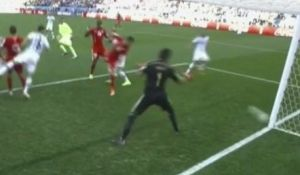Switzerland came this close against heavily favored Argentina
